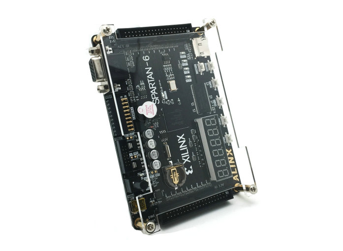 FPGA Development Board ALINX XILINX SPARTAN6 Learning Board XC6SLX9 AX309
