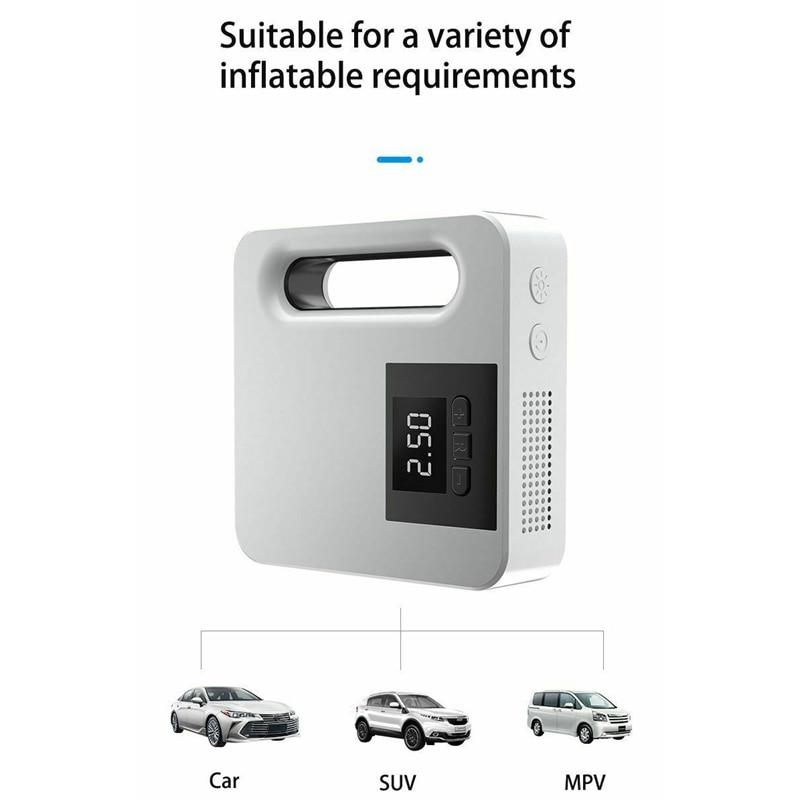 elétrico compressor de ar do carro mini