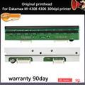 Оригинальная термоголовка для Datamax M-4308 4306 300 точек/дюйм принтер запчасти печатающая головка используется гарантия 90day