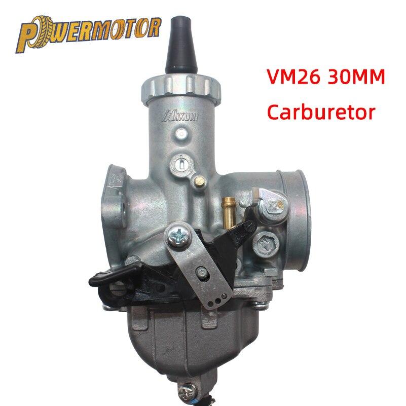 Карбюратор Mikuni VM26 PZ30, КАРБЮРАТОР 30 мм для китайского CG CB 200cc 250cc 150 160 200 250cc Pit Dirt Motorcycle