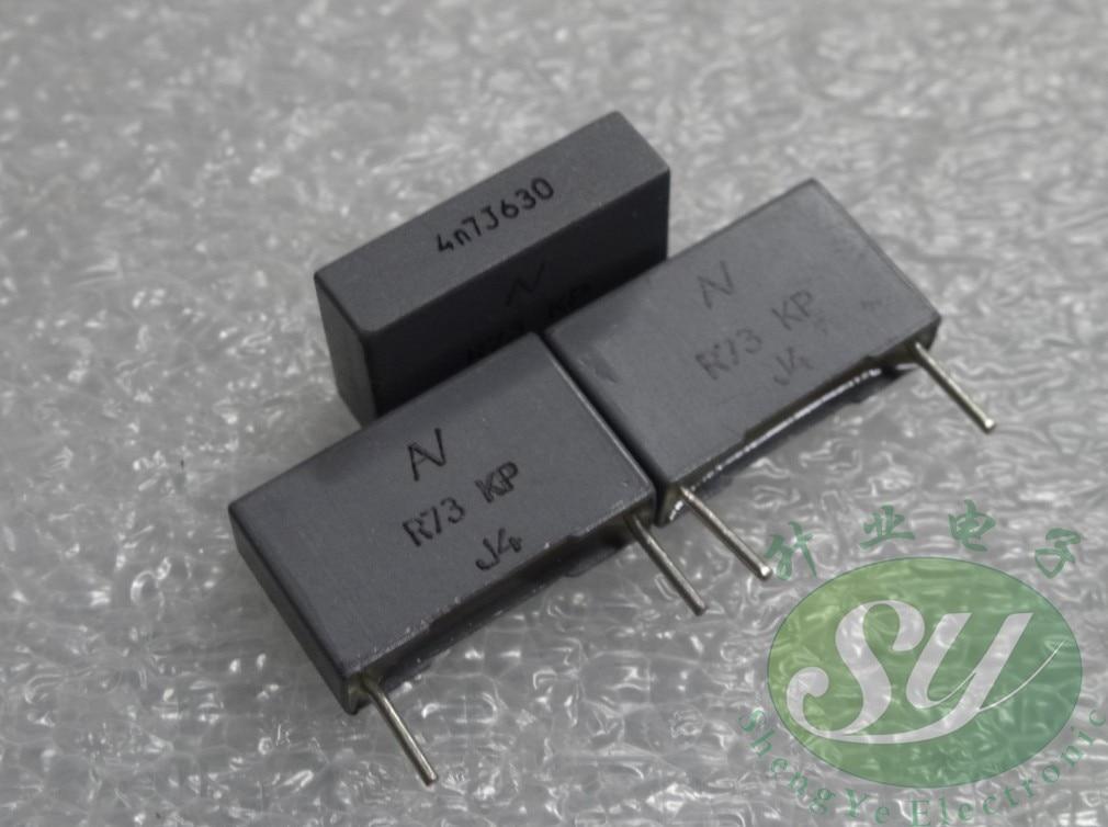 10pcs 2J472 0.0047uf 4.7nf 4700pf 630V Mylar Film Capacitor
