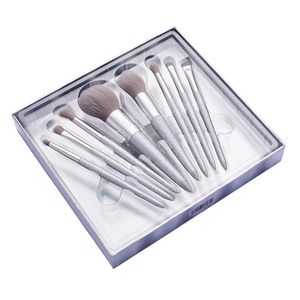 Image 3 - Jessup แปรงแต่งหน้าแปรงความงาม Shining ชุด Make up แปรง Blusher Blending Contour อายแชโดว์ดินสอ