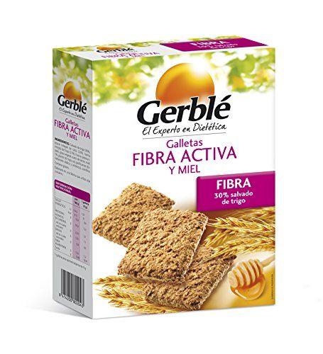 Gerblé - Active Fibers Biscuit - 400g