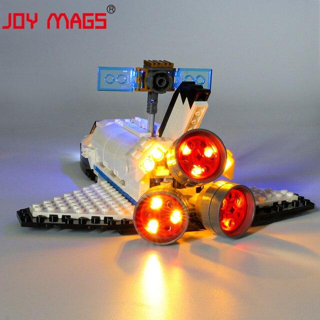 Купить комплект из светодисветильник joy mags only для 31066 creator картинки