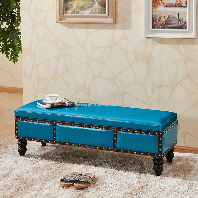 30% clothing store shoes bench solid wood fitting room storage stool dressing room long bench stool sofa bed bed stool