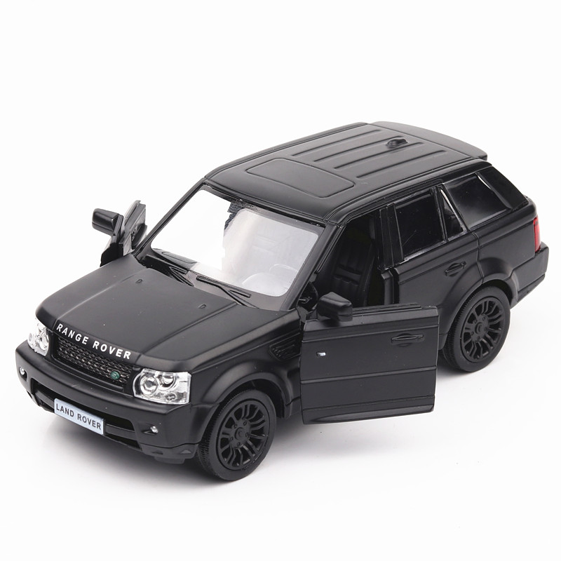 1/36 DieCast Model Sport Car (#CH554007) Length 5 Inch 2 Open Doors Without Electronics No Lights No Sounds Collective Model
