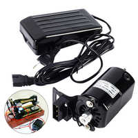 Accessories 0.5A Quilting DIY Part 220V 8000RPM Stitch Domestic Tools Sewing Machine Electric Motor Household 110W