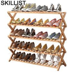 Almacenamiento Ayakkabilik Armoire dom umeblowanie Porta Scarpe gablota z pułkami Sapateira Scarpiera Meuble Chaussure buty przechowywanie