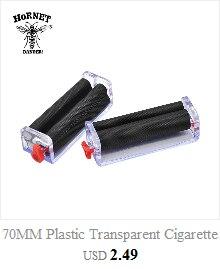 HORNET машина для завальцовки пластиковых сигарет для 110 мм бумажного роллера, роликовая машина для завальцовки сигарет
