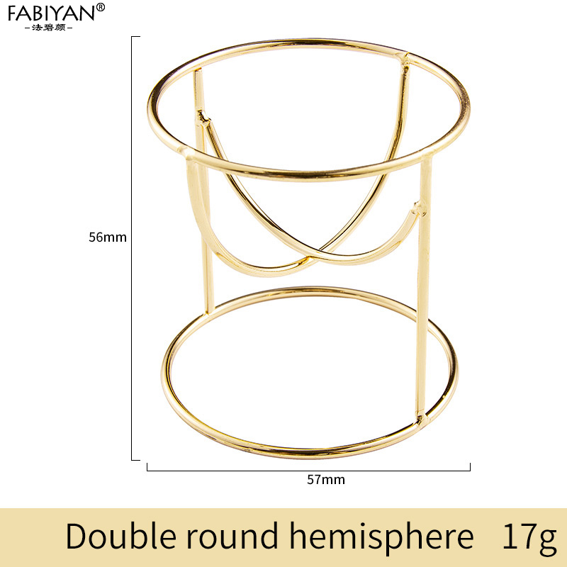 Gold Double Round