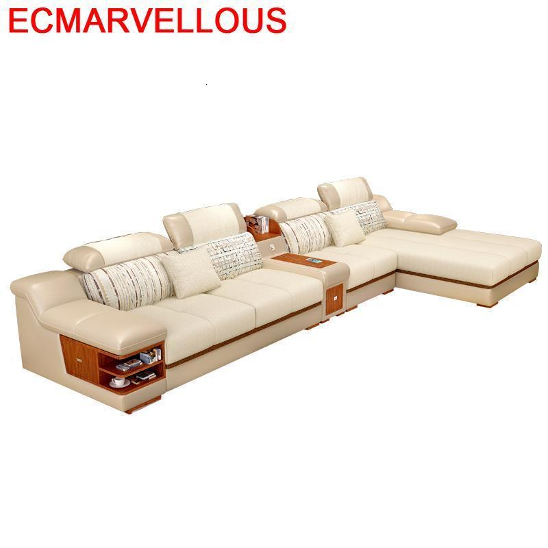 Mobilya Moderna Para Sectional Copridivano Futon Zitzak Recliner Couche For Home De Sala Mueble Set Living Room Furniture Sofa