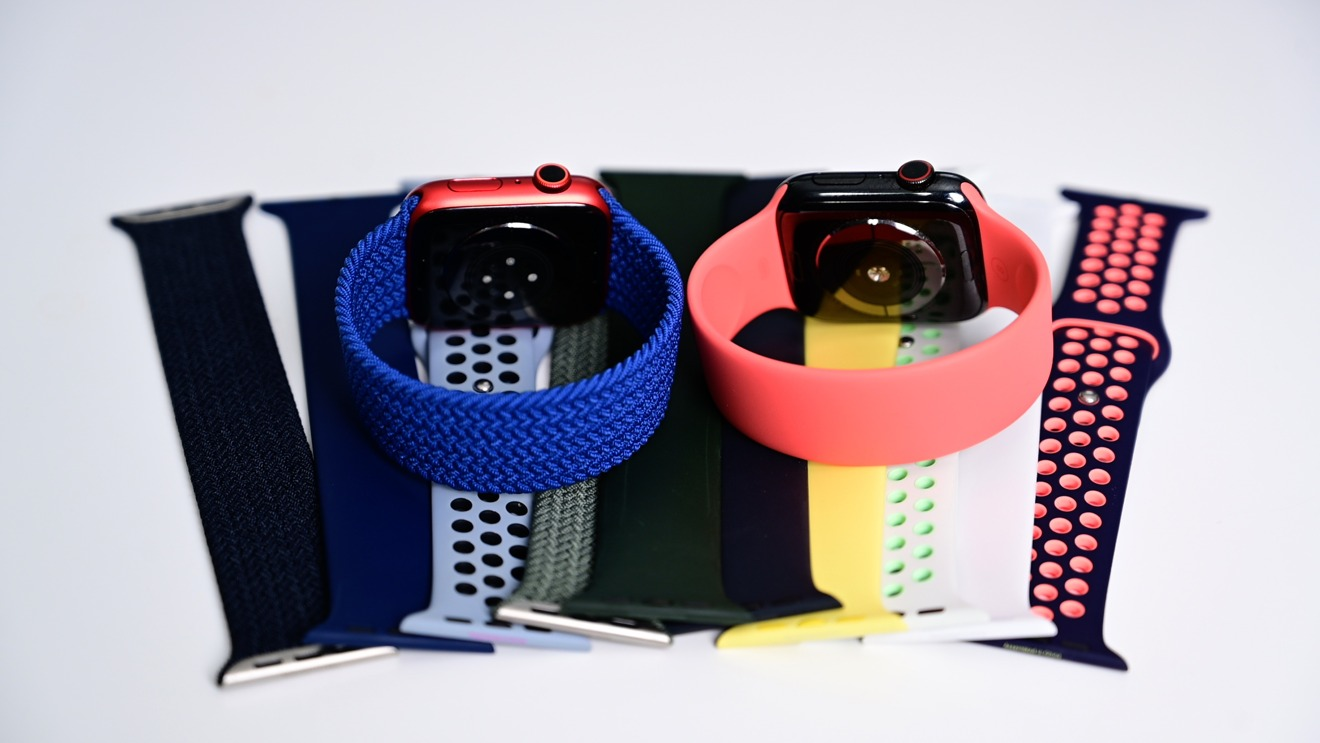 braided solo loop strap for apple watch series 6