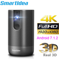 Проектор Smartldea D29, Android 7,0, 2 ГБ + 16 Гб