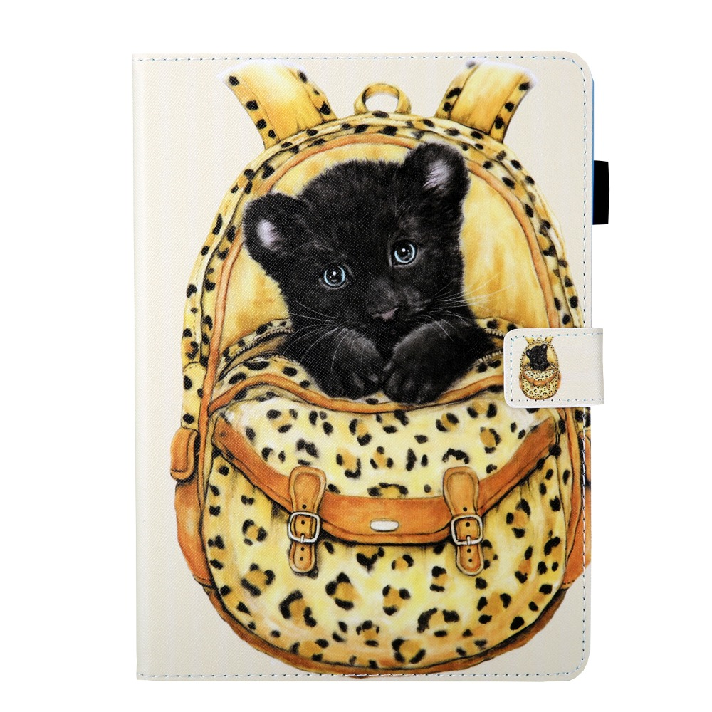 Case Smart-Cover Funda Magnetic-Stand New for iPad PU 10.2 Tablet 7th-Generation