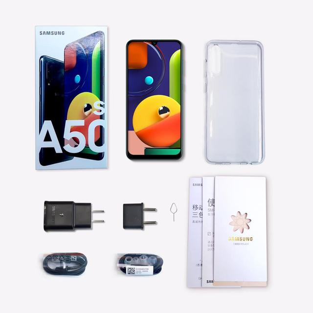 "Samsung Galaxy A50S 6GB RAM Smartphone 6.4 ""FHD + Super 48MP"