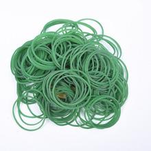 100 Pezzi pacco verde di Gomma Bande di D38mm Forte Elastico ufficio per la scuola Industriale di Alimentazione Porta Cancelleria Imballaggio Suppl cheap RDG-38 green red 100 pcs