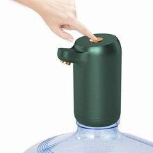 Praktische Wasser Flasche Pumpe USB Lade Touch-typ Barreled Schalter Wasser Elektrische Wasser Dispenser für Home Küche