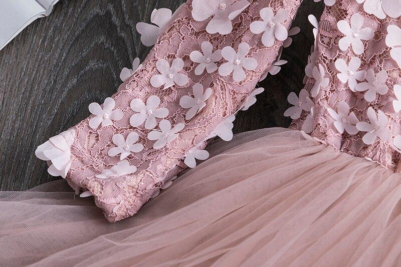 Hef4d3e469f6c48eda19cf15d9eda1a60v Girls Clothing Sets 2019 Summer Princess Girl Bling Star Flamingo Top + Bling Star Dress 2pcs Set Children Clothing Dresses