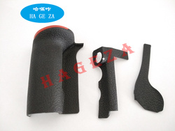 New Original D500 Body Rubber For Nikon D500 Grip Side Rear Thumb Rubber Cover Camera Repair Replacement Part