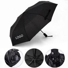 Parasol automatyczny parasol samochodowy wodoodporna 3 składany parasol dla Audi A1 A3 A4 A5 A6 A7 A8 Q7 S3 S4 S5 S6 Q3 Q5 V8 8V 8P 8L B9