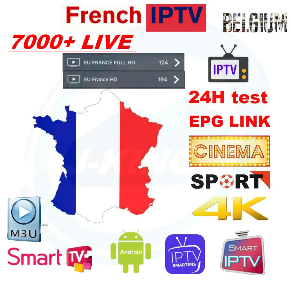 France IPTV Francese IPTV USA IPTV Portugal IPTV Spain IPTV Comprenant 7000 LIVE And 4000 VOD Support Football Dazn Adult M3U