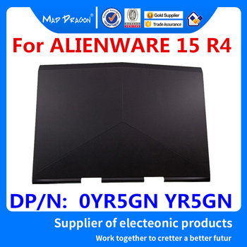 new original Laptop LCD Rear Cover Top Shell Screen Lid For Dell  ALIENWARE 15 R4 AW15 R4 black 0YR5GN YR5GN AM26S000510