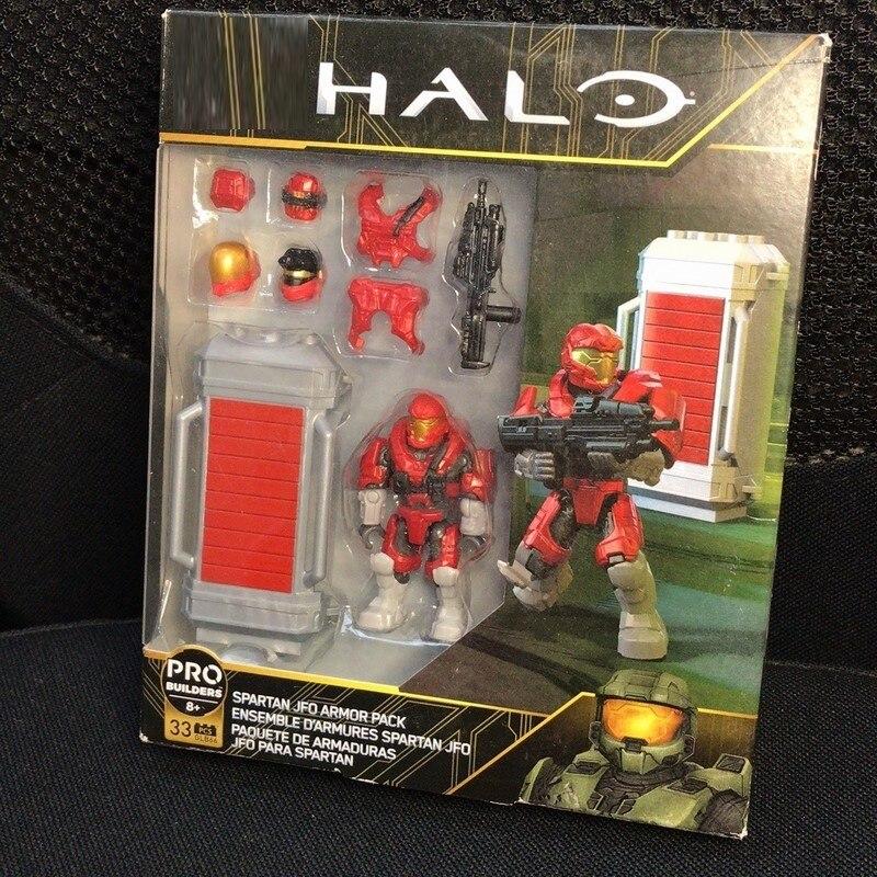 HALO  SPARTAN JFO ARMOR PACK GLB66  Toy Building Blocks