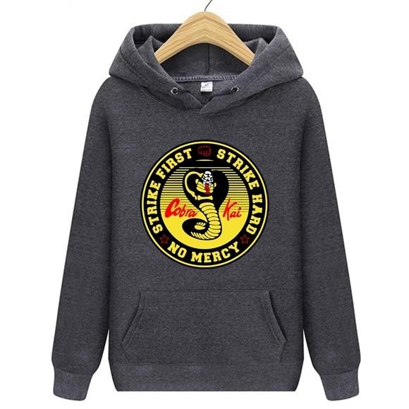 Spring Vestido Vintage Verano Cobra Kai Hoodies Men Karate Hoodie Cool Black Mamba Cosplay Kobe Bryant Men s Sweatshirts
