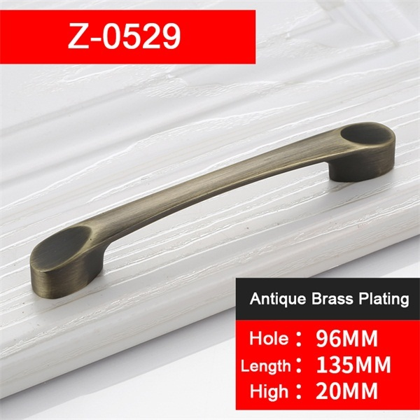 Cabinets Drawe Doors Pull Handle for Cupboards Alarm Clock Face Metal Knob