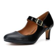 Туфли лодочки женские на высоком каблуке заостренный носок высокий