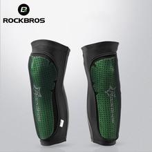 ROCKBROS Sport Leg Warms MTB Cycling Bicycle Knee Protective Gears Kneepad Knee Pads Hiking Football Camping Leggings Leg Sleeve
