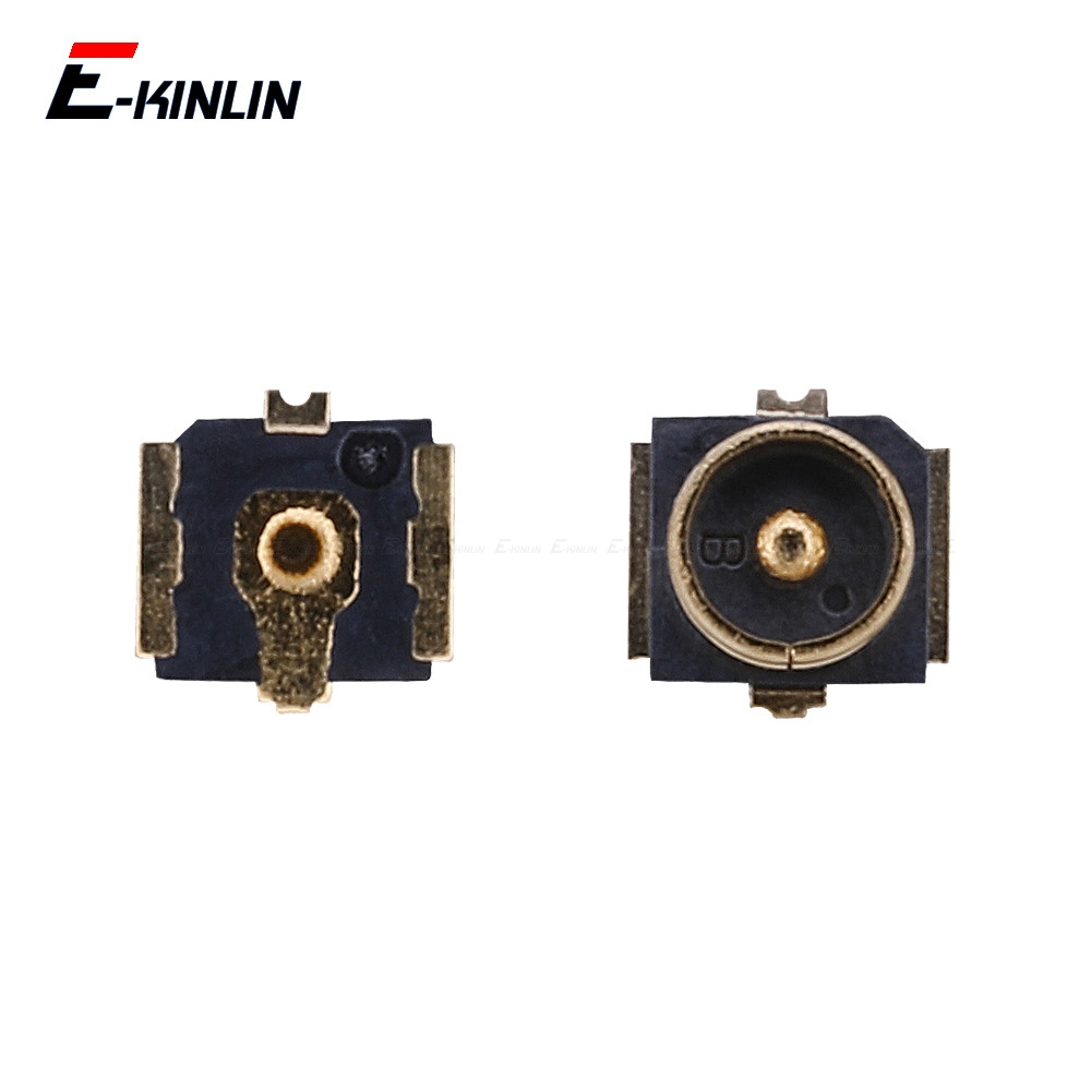 5pcs Wifi Signal Antenna Connector For XiaoMi A1 A2 Redmi Note 4 4X 5 Signal Cable Socket For Huawei P10 Plus Replacement Parts