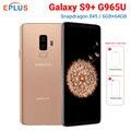 Brand New Original Sprint 6GB 64GB Versione di Samsung Galaxy S9 Più S9 + G965U Mobile Del Telefono Snapdragon 845 6.2 12MP NFC Del Telefono