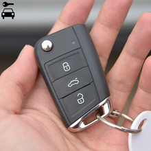 מקורי רכב MQB Keyless חכם מרחוק מפתח 434Mhz עם ID48 שבב עבור פולקסווגן Tiguan Golf7 גולף VII MK7 פאסאט b8 MQB חכם מרחוק מפתח