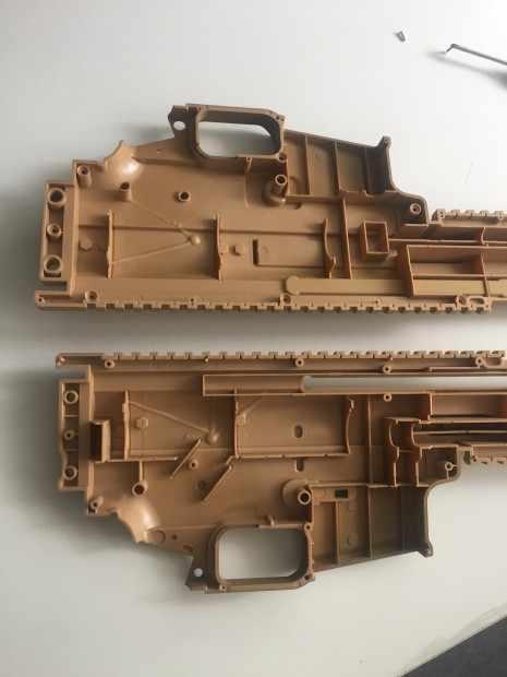 PB لعوب حقيبة هلام الكرة بندقية ل lehui ندبة الجسم شل الملحقات. CS معدات لعبة اكسسوارات الأطفال هدية البلاستيك
