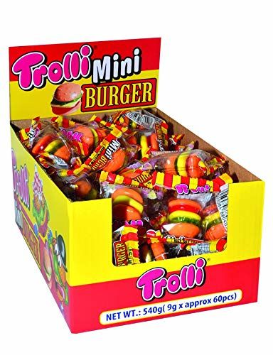 Trolli Mini Burger Candy 9gm