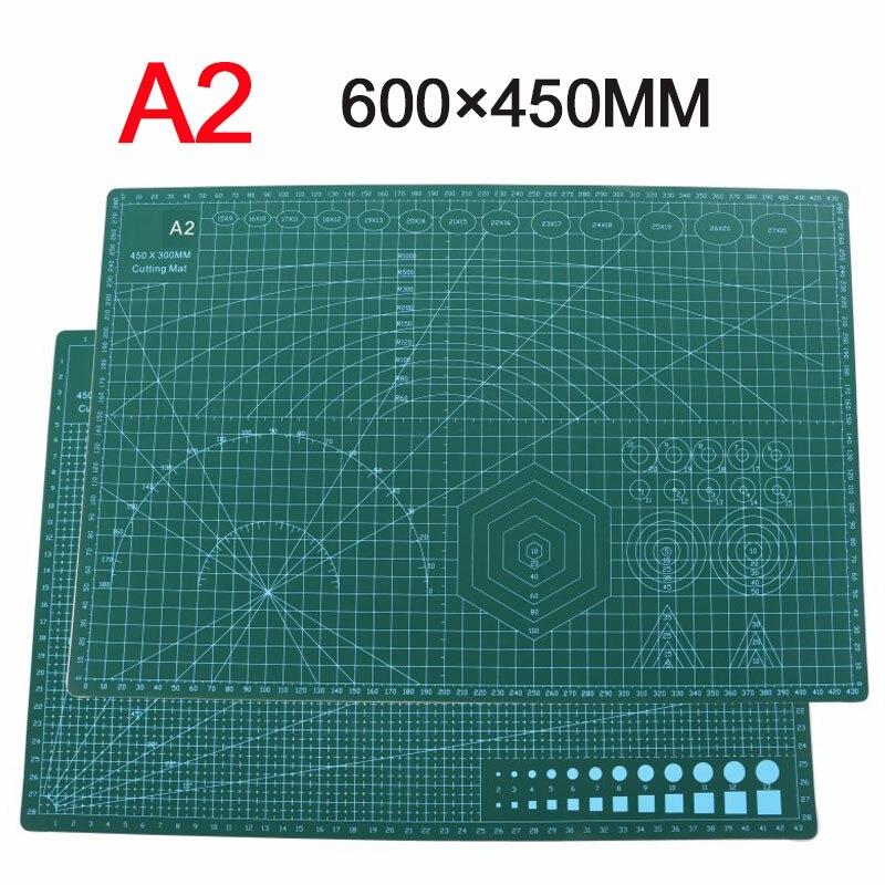 A2 Многофункциональный объемный коврик ПВХ самовосстановления коврик для резки режущий диск доски нож для резки бумаги в принтере Скульпту...
