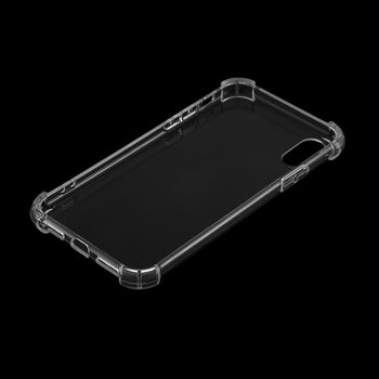 Drop proof Silicon Clear cover Case For iPhone 6 6S 7 7S iPhone 8 Plus X 10 iPhone 6Plus 6SPlus 7/8Plus Cell Phone Mobile Cover image