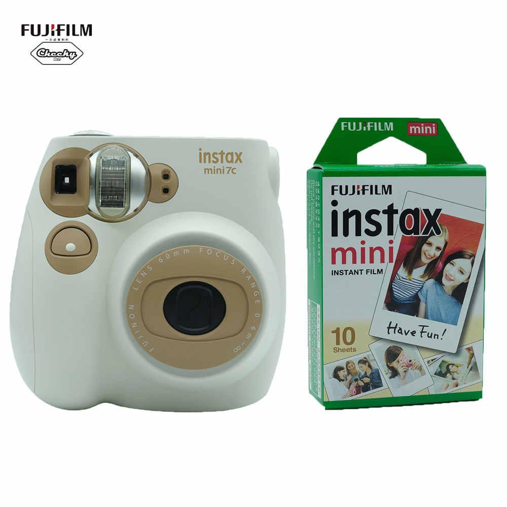 Dzieci dzieci prezent na boże narodzenie Fujifilm Instax mini film Mini7C Instax aparat Fujifilm Instax Mini7C film natychmiastowy aparat fotograficzny