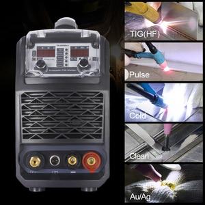 Image 2 - ANDELIอัจฉริยะTIG 250GPLCมัลติฟังก์ชั่นTIGเครื่องเชื่อมTIG/เย็น/PULSE/ทำความสะอาด/สมาร์ท/Au Agเย็นเครื่องเชื่อม