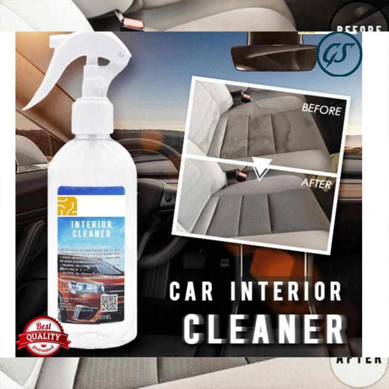 100ml Multi-functional Car Interior Agent Universal Auto Window Door Chair Cleaning Retreading Agent Foam Cleaner