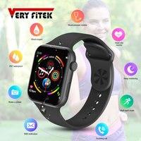 VERYFiTEK F10 Smart Watch Heart Rate Monitor Blood Pressure Fitness Bracelet Watch Women Men Smartwatch PK B57 P80 P70 IWO 8 9