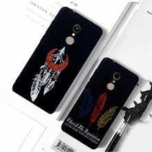 Fashion Pattern Soft TPU Case For Xiaomi Redmi 5 Case For Xiaomi Redmi 5 Plus Phone Case Cover mofi for xiaomi redmi 5 plus case cover silicone carbon fiber soft tpu shock full protector cases for redmi 5 plus phone cover