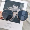 2020 Vintage Polarisierte Runde Steampunk Sonnenbrille Männer Frauen Retro Gothic Brille Sonnenbrille Metall Rahmen Spiegel Shades