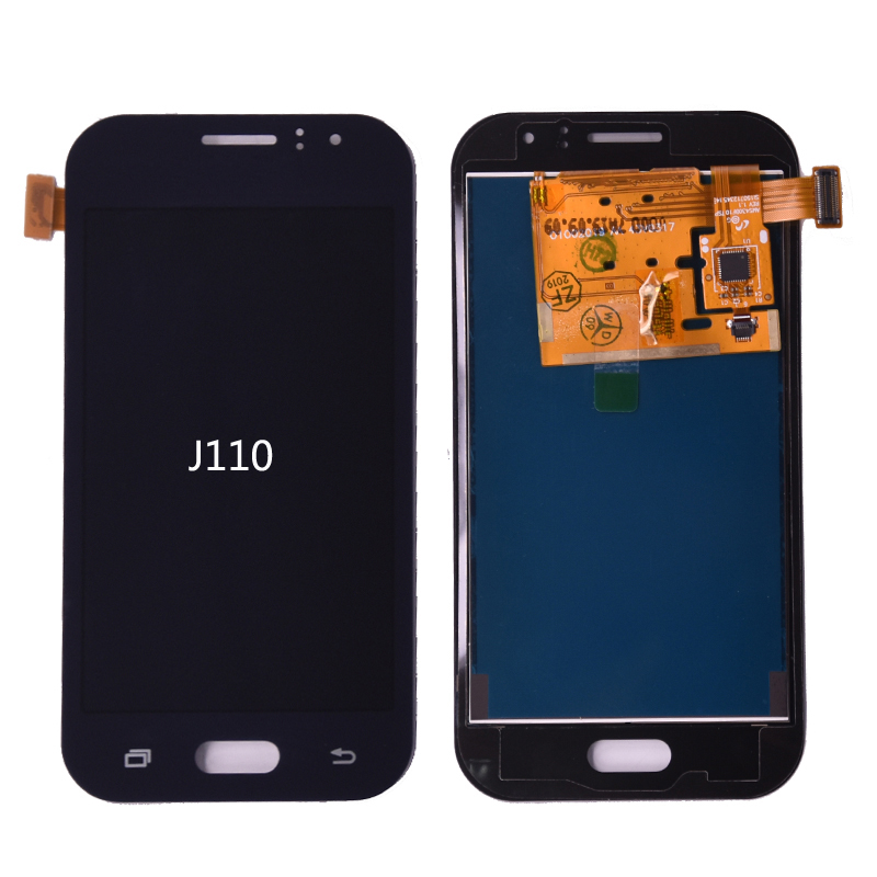 For <font><b>Samsung</b></font> Galaxy <font><b>J1</b></font> <font><b>Ace</b></font> J110 j111 SM-J110F J110H J110FM <font><b>LCD</b></font> Display Touch Screen Digitizer Assembly Can be adjust brightness image