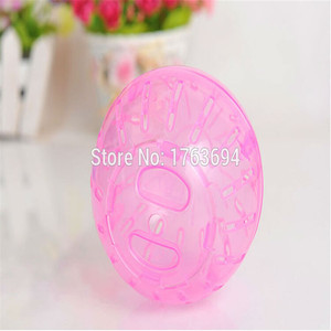 Image 3 - Guinea Pig Motion The Ball Toy Home Small Pet Hamster Running Ball 18/31cm Rabbit Jogging Chinchilla Running The Ball