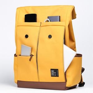 Image 3 - Ninetygo 90fun faculdade adolescente portátil mochila moda lazer à prova dunisex água saco de escola computador unisex casual 15.6 polegada