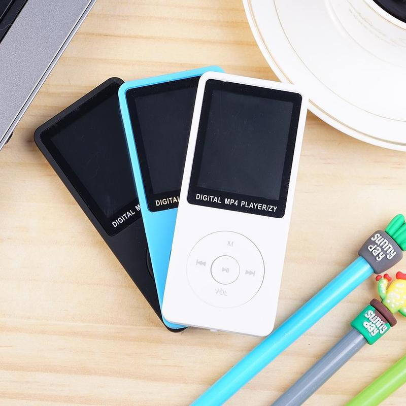 Sports MP4 MP3 Music Player Playback MP3 Lossless Sound Music Player Fm Recorder MP3 Player Card Can Play Music And Videos