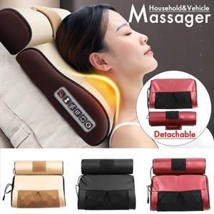Electrical Massage Pillow Neck