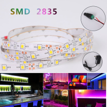 5M +% 2F Roll led strip 2835 Luminous Flux More Higher Than Old 3528 5630 5050 SMD LED Strip light 60LEDs% 2FM 12V лампа String Decor% 23